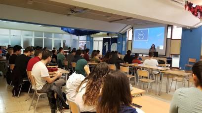 Presentación Becas Erasmus+ curso 2018-2019